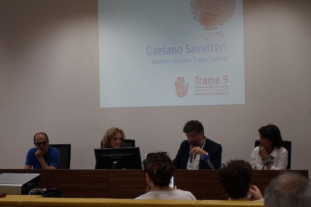 Presentata a Catanzaro la IX edizione di Trame