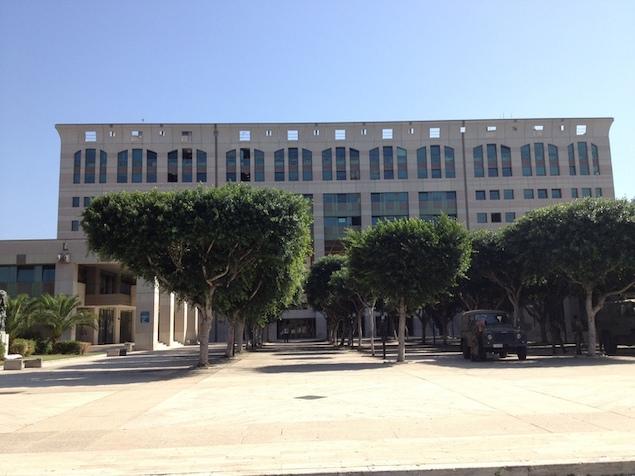 Reggio Calabria: il palazzo del Cedir che ospita la Procura