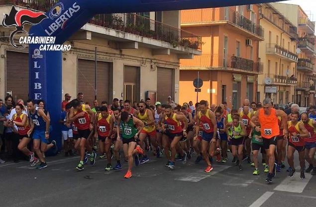 Antonio Maggisano vince la 34^ edizione della maratona in onore dei caduti di Monte Covello