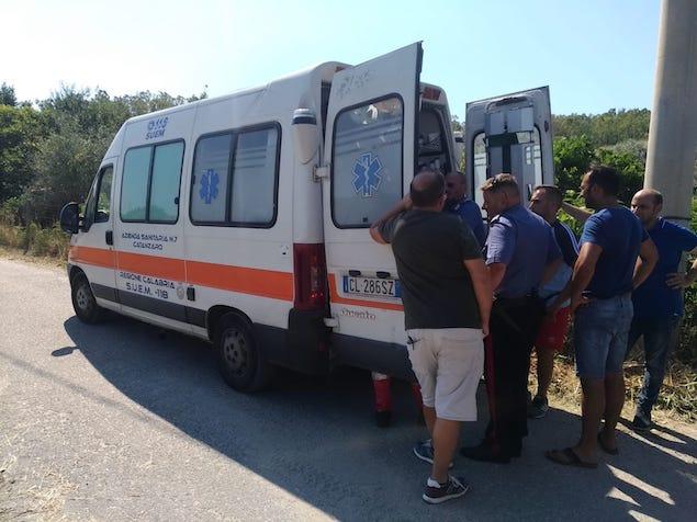 Badolato Marina: ritrovato anziano scomparso