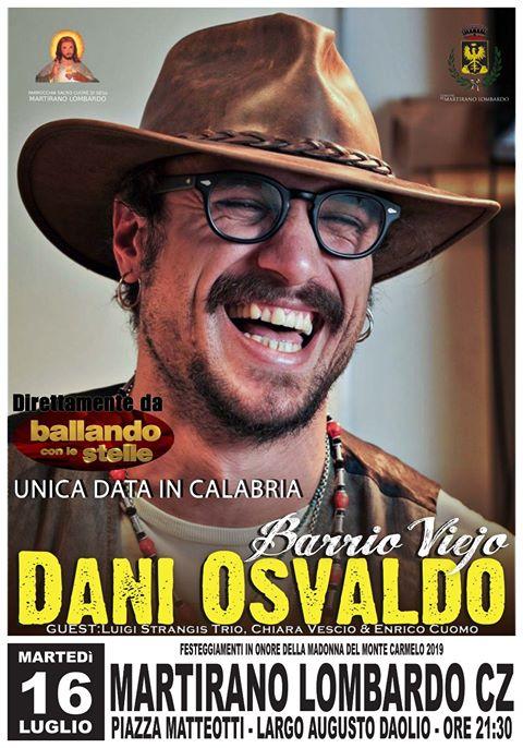 """I """"Barrio Viejo"""" di Pablo Daniel Osvaldo a Martirano Lombardo"""