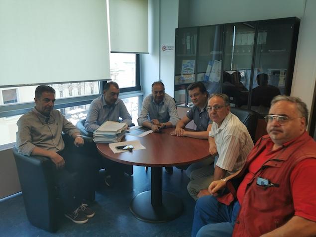 Comitato La Strada Che Non C'è incontra Sergio Abramo