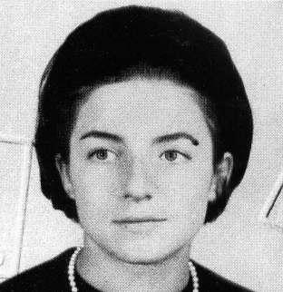 Simonetta Ferrero Delitto della Cattolica Milano 1971