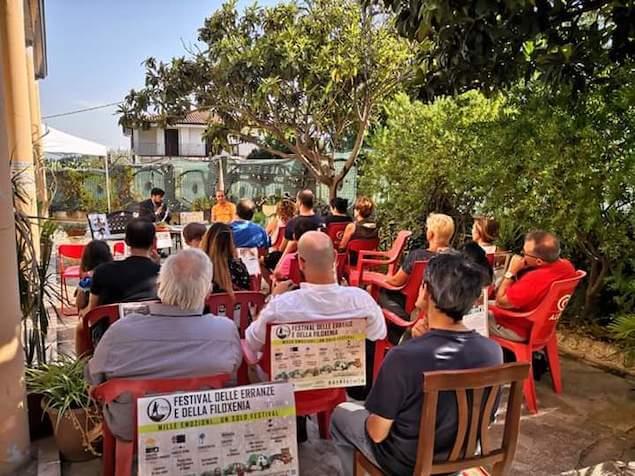 Festival delle Erranze e della Filoxenia: conclusa a Lamezia la seconda tappa