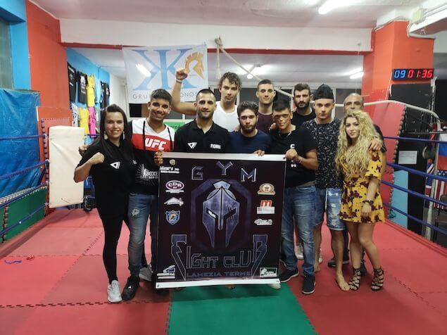 Il Fight Club Lamezia al secondo trofeo Magna Grecia di Crotone