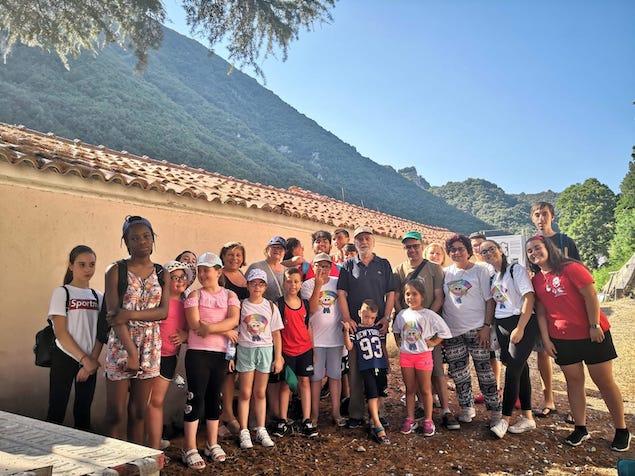 Lamezia. Giornata tra risorse naturali e storia per ragazzi delle comunità parrocchiali