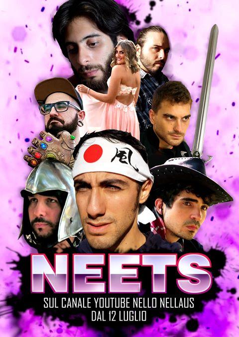 In arrivo Neets, la prima web serie TV tutta lametina