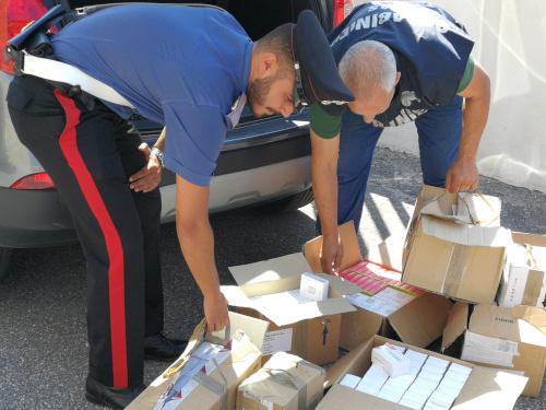 Operazione Blue Express: tre arresti per vendita in nero di farmaci