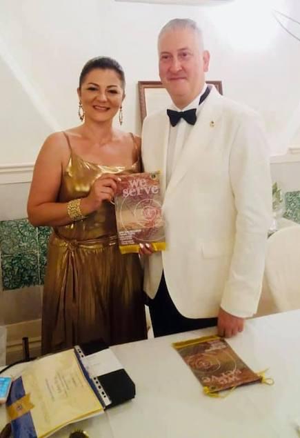 presidente per l'anno sociale 2019-2020 Anna Moricca