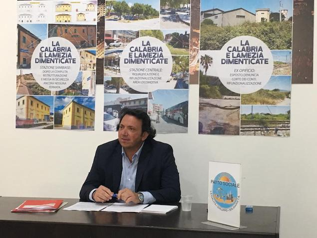 La Calabria e la Lamezia dimenticate: ne parla Patto Sociale