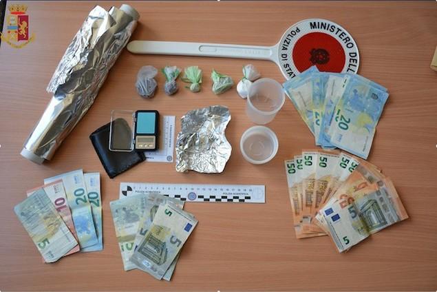 Rombiolo (VV). Armi e droga, tre arresti della Polizia