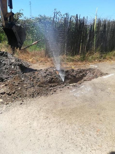 Rosarno (RC). Furti di acqua potabile, 12 denunciati
