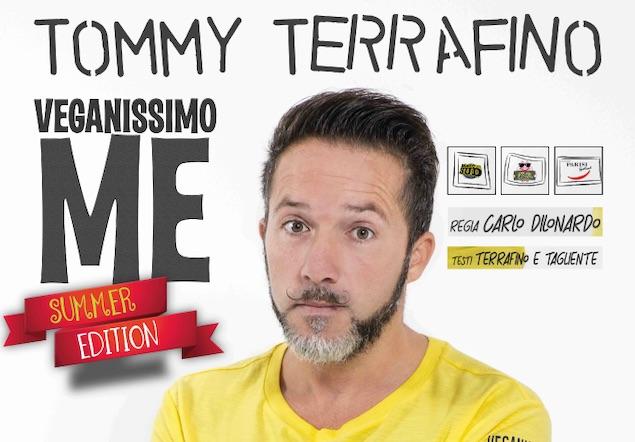 """Tommy Terrafino apre la rassegna estiva di """"Vacantiandu 2019"""""""