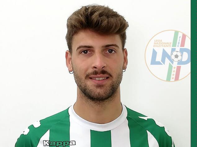 Vincenzo Villella nuovo acquisto della Vigor Lamezia Calcio 1919
