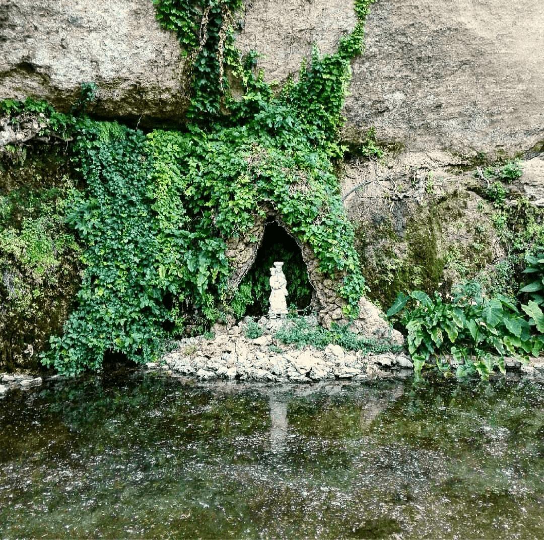 Santuario della Madonna delle Fonti di Spilinga. Foto di Alessandro Preite