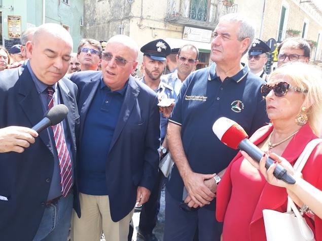 Civita. Tocci, Oliverio, Borrelli, Galeone