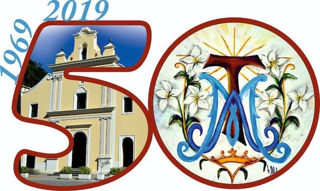 Logo ufficiale cinquantesimo