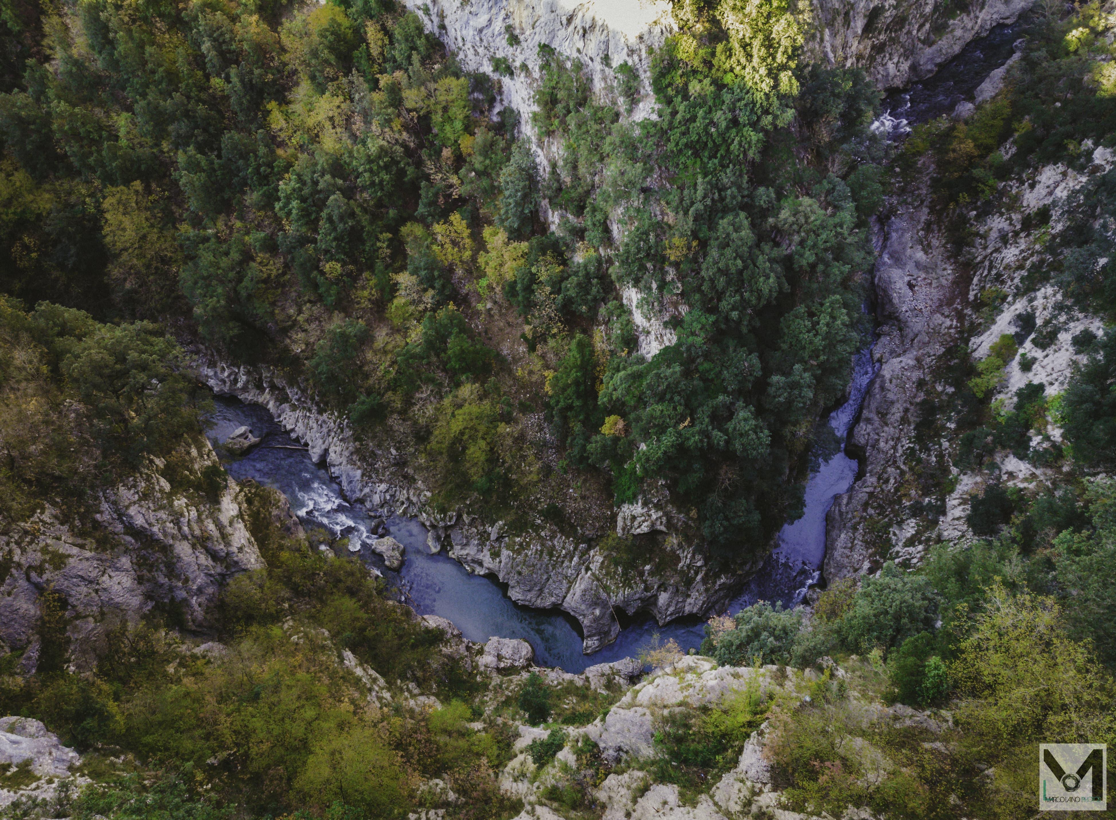 Calabria da riscoprire Gole del Lao Foto Marco Laino
