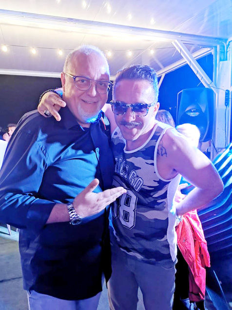 Nico Morelli e Tommy Terrafino