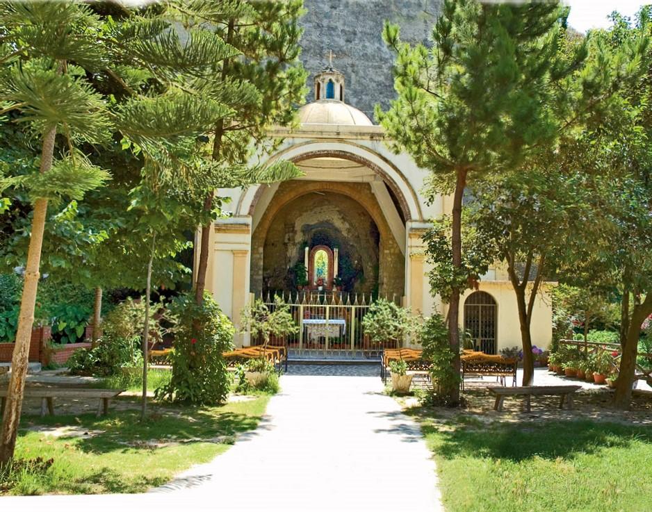Santuario della Madonna delle Fonti Antonio Pagliuso