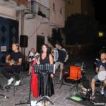 Spettacolo di Angela Bianco ed i Castrum in quartet a Falerna