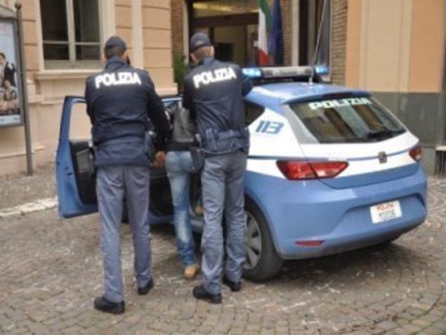 Arresto polizia (generica)