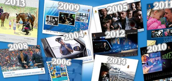 calendario polizia di stato