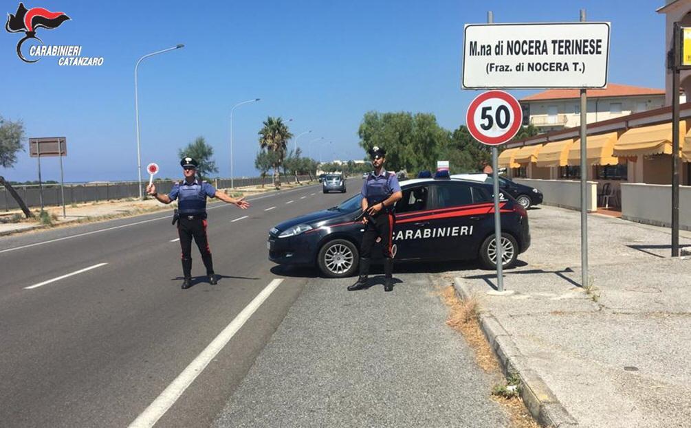 carabinieri nocera terinese
