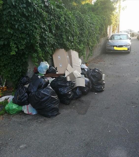 Falerna. Continua la guerra contro i rifiuti: in campo anche la polizia municipale