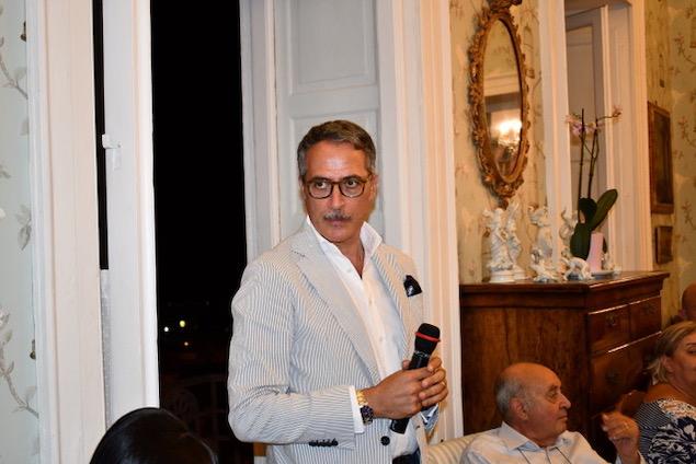 «Leopardi e L'Infinito» di Raffaele Gaetano presentato ad Amantea