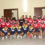 """Presentazione """"rock"""" per il Sambiase Calcio"""