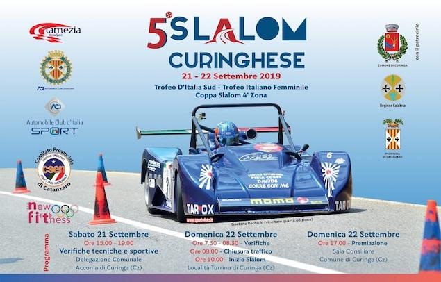 5° Slalom Curinghese