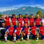 Squadra UNVS Lamezia Campione Nazionale