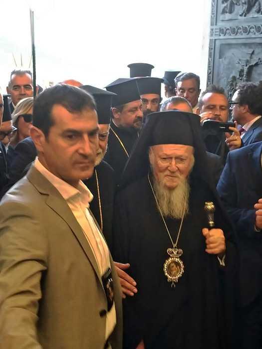 Bartolomeo I in Calabria: amore fraterno con Papa Francesco