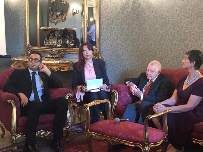 In Calabria i genitori di Nicholas Green