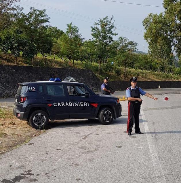 carabinieri marcellinara