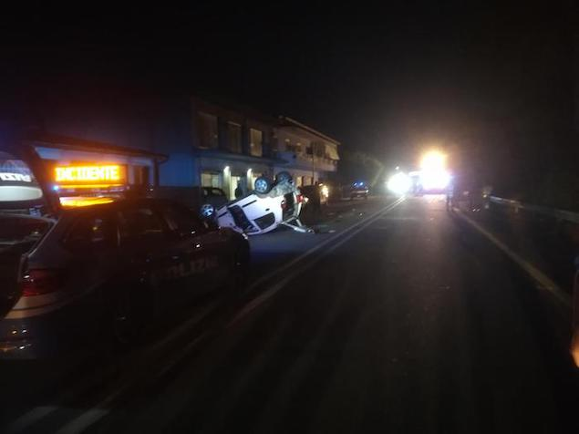 Condofuri (RC). Scontro frontale tra due auto, tre feriti
