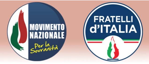 Lamezia. Incontro delle delegazioni di Fratelli d'Italia e Movimento Nazionale per la Sovranità