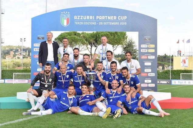 """Poste italiane vince per il secondo anno consecutivo la """"azzurri partner cup"""""""