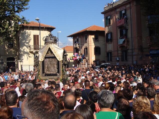 Reggio Calabria. 50mila fedeli alla consegna della effige della Madonna