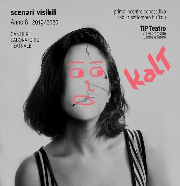 "Riparte ""Kalt"" il laboratorio teatrale del Tip Teatro"