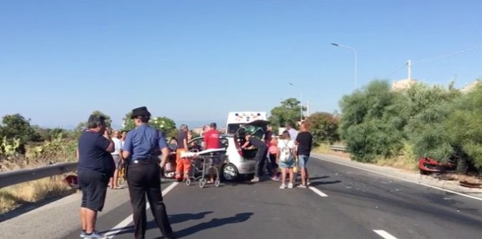 Roccella Jonica (RC). Morto anziano ferito in incidente stradale