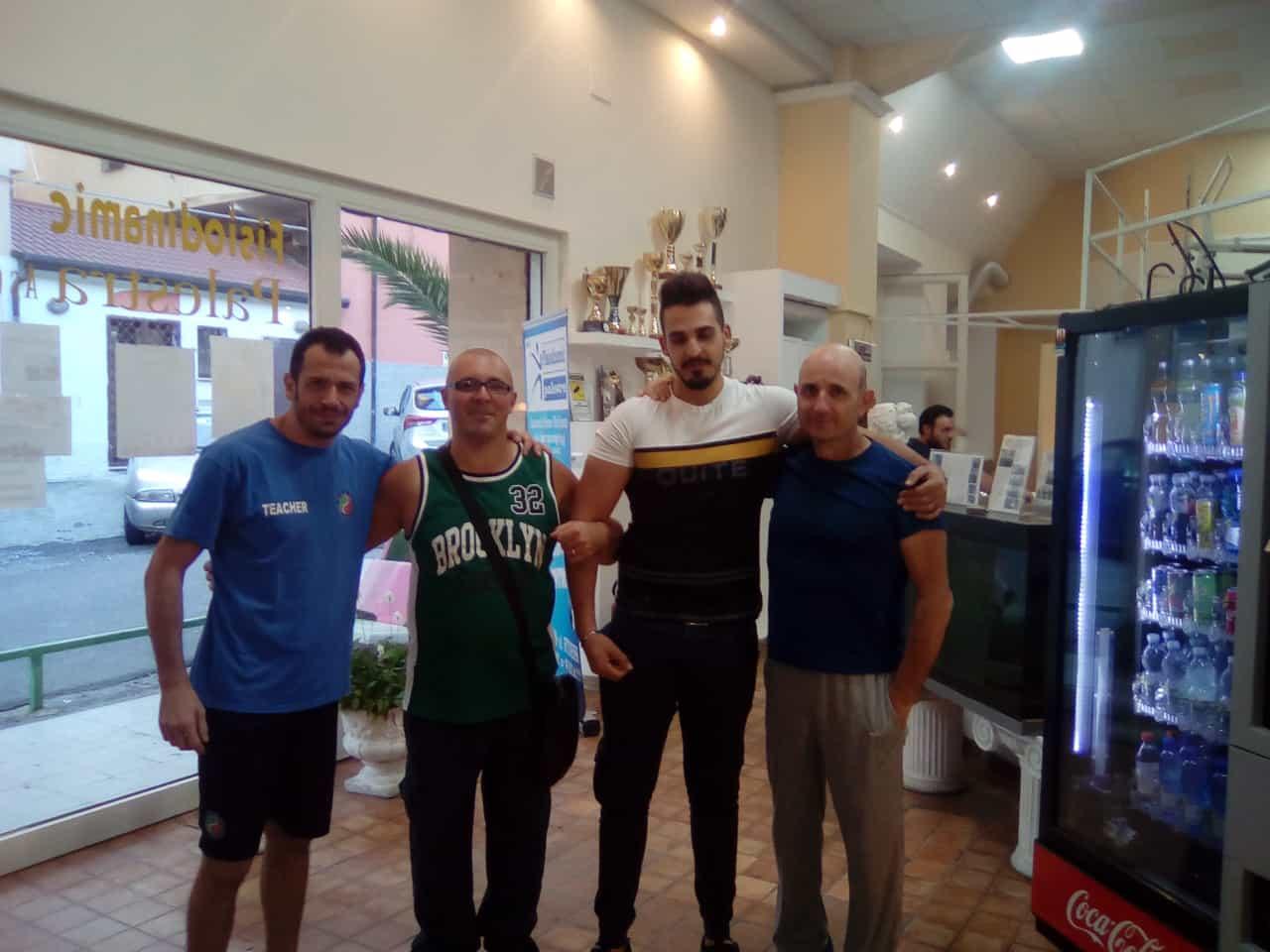 Il lametino Alessandro Turco vince il torneo di arti marziali miste