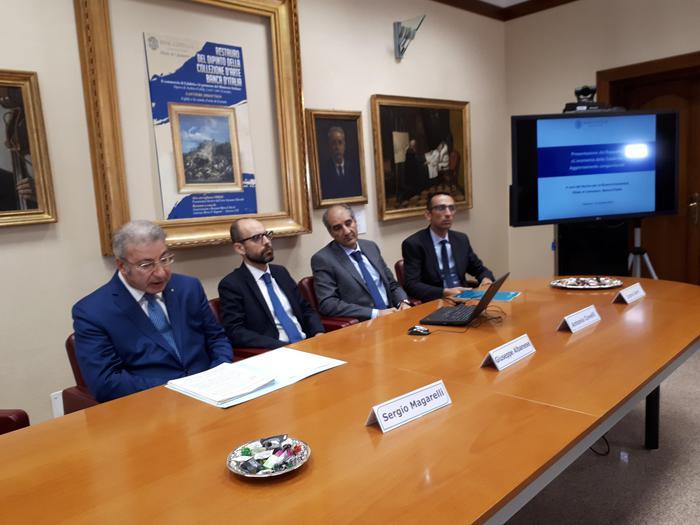 Economia: presentata a Catanzaro nota aggiornamento congiunturale Bankitalia