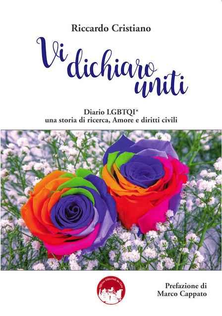 Cleto (Cs). Presentazione del primo libro che parla delle Unioni Civili in Italia