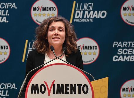 Laura Orrico in una foto di archivio.