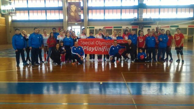 A Lamezia tappa della Volley Week 2020 Special Olympics Italia