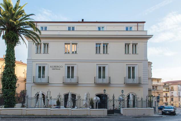 L'Albergo Centrale di Lamezia primo ClimaHotel nel Sud Italia