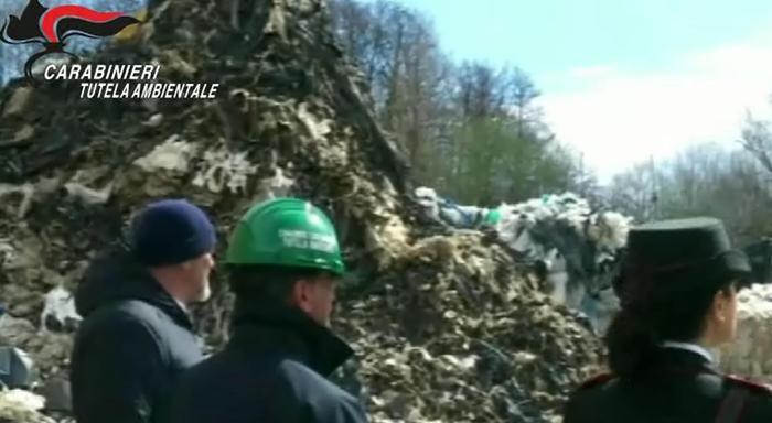 Lamezia. Carabinieri sequestrano la discarica comunale