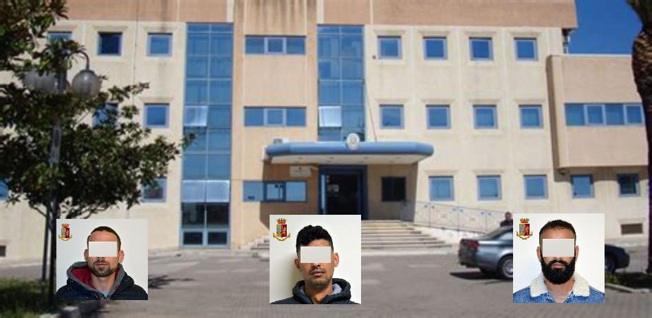 Lamezia. Tre arresti per rapina violenza privata e lesioni